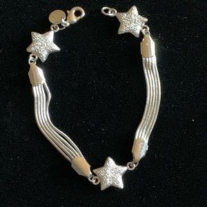 925 Silver Bracelet Rope Link